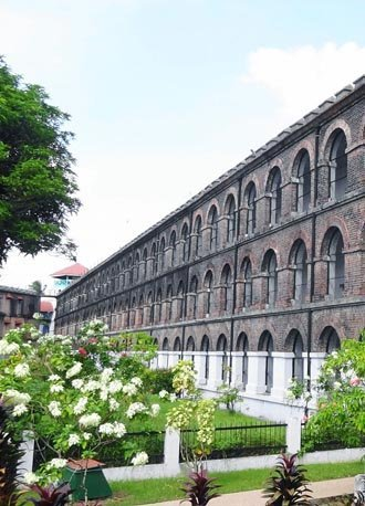 Cellular Jail - Hotel Marin View